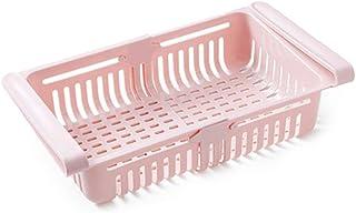 aolongwl Boîte de Conservation des Aliments 1 Pcs/Ménage Pull-Out Réfrigérateur Boîte De Rangement Titulaire Organisateur ...