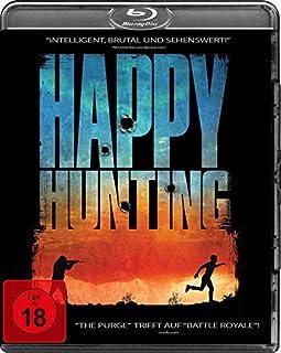 Happy Hunting - Uncut [Blu-ray]
