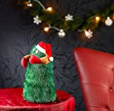 "infactory Singender, tanzender Weihnachtsbaum ""Swinging Xmas Tree"", 27 cm - 5"