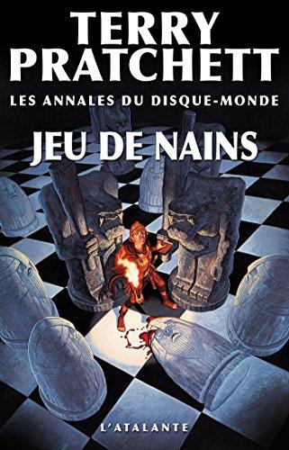 Jeu de nains: Les Annales du Disque-monde, T34