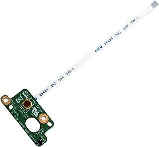 Pulsante Volume di Ricambio per HP dell Inspiron 13 5368 7368 7378 3G1X1 450.07R0A.0002 Gintai