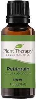 Plant Therapy Petitgrain Essential Oil 30 mL (1 oz) 100% Pure, Undiluted, Therapeutic Grade