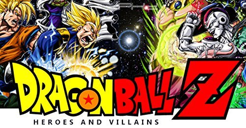 Dragon Ball Z 6 (Six) Packs of 2014 Heroes and Villains TCG Trading Card Game Sealed Booster Packs (6 Pack Lot of DBZ Cards)