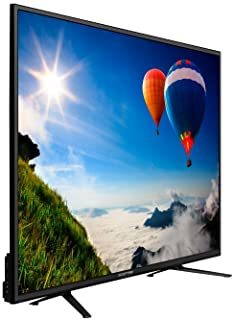 "Sceptre UTV 50"" Class 4K LED TV 3840x2160 U508CV-UMC 4X HDMI Ports, Metal Black"