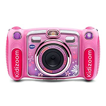 VTech Kidizoom Duo Selfie Camera Amazon Exclusive Pink