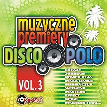 Muzyczne premiery disco polo vol. 3