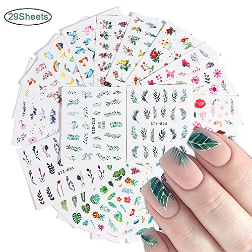 Top 16 nail art stickers for 2021