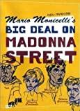 Big Deal On Madonna Street (1958) Region 1,2,3,4,5,6 DVD by Mario Monicelli. a.k.a.'I soliti ignoti' (original Italian title). by Vittorio Gassman