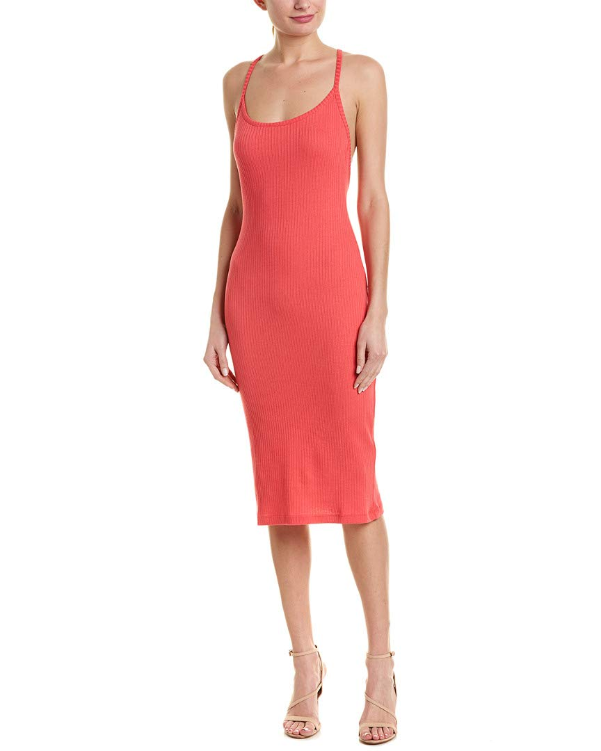 Available at Amazon: French Connection Tommy Women's Ribbed Sleeveless Tank Dress
