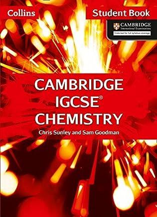 Cambridge IGCSE Chemistry: Student Book (Collins Cambridge IGCSE ) by Collins UK(2014-10-01)