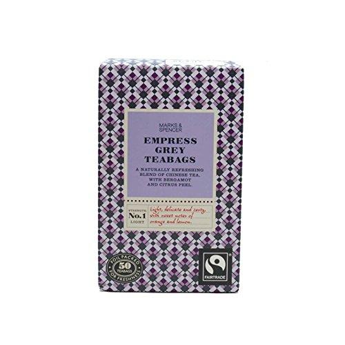 Marks & Spencer Thé Empress Grey en Sachets (50) du Royaume-Uni