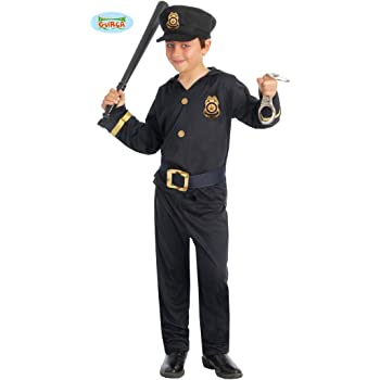 Guirca 81633 - Policia Infantil Talla 10-12 Años: Amazon.es ...