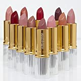 La Bella Donna Mineral Light Up Lip Colour | All Natural Pure Mineral Lipstick | Long-Lasting Color | Hydrating Formula | 100% Vegan | Hypoallergenic and Cruelty Free - Pink Sand