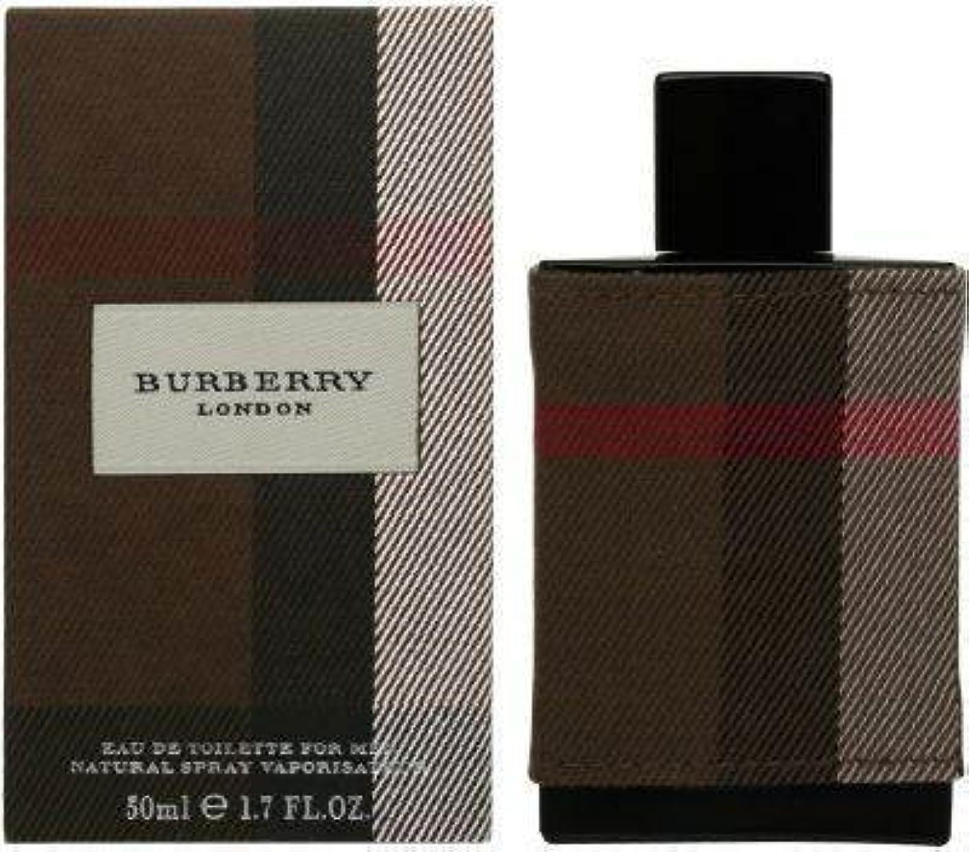 記念品ジャケット試みバーバリー (Burberry) (Burberry) ロンドン フォーメン EDT SP 50ml[並行輸入品]