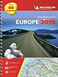 Europe 2019 - Tourist and Motoring Atlas (A4-Spirale): Tourist & Motoring Atlas A4 spiral (Michelin Road Atlases)