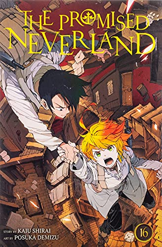 The Promised Neverland, Vol. 16, 16
