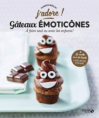 Gâteaux émoticônes - J