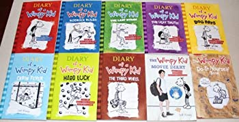Diary of a Wimpy Kid Collection #1-8, DIY & Movie Guide - Book  of the Diary of a Wimpy Kid