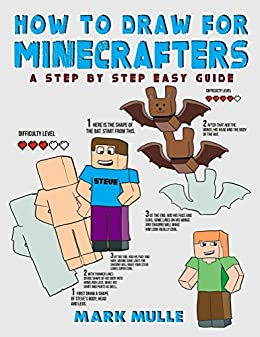 How To Draw For Minecrafters A Step By Step Easy Guide An