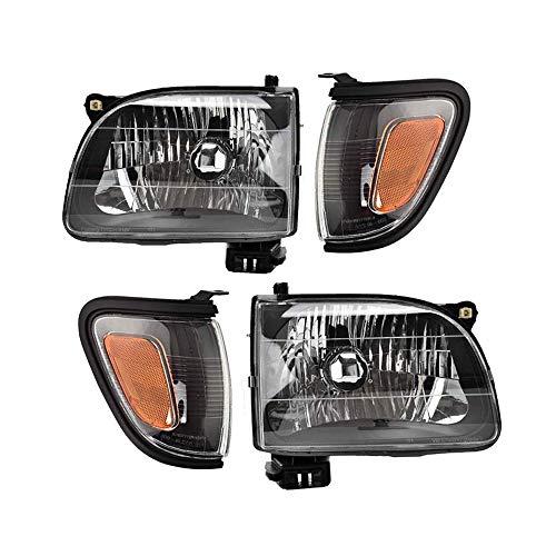 03 toyota tacoma headlights - 4