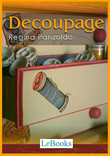 Decoupage fácil (Coleção Artesanato)
