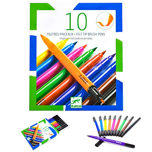 Djeco DJ08800 Die Farben für ältere Kinder, mehrfarbig