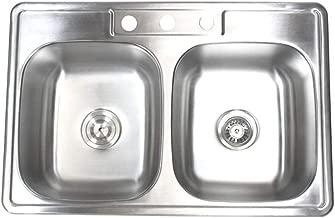 Best 18 gauge stainless steel kitchen sink Reviews