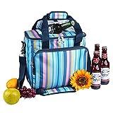 yodo Zusammenklappbare weiche Kühltasche 18L/25L - isoliert bis zu 4-6 Stunden, geräumig für Familienfeier, Party, Strand, Picknick, Sport, Musikveranstaltungen, Alltagsverpflegung zur Arbeit