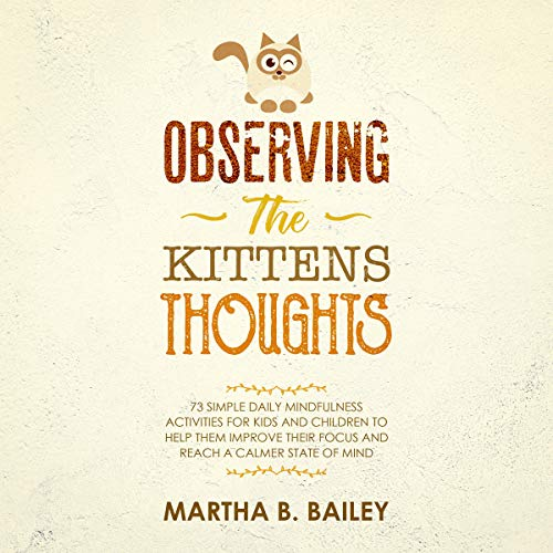 Observing the Kittens' Thoughts audiobook cover art