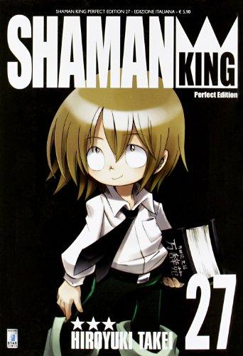 Shaman King. Perfect edition (Vol. 27)