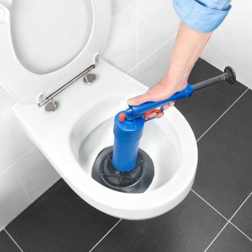 CON:P SA220 Pressluft-Rohrreinigungspistole für Bad und Küche - 5