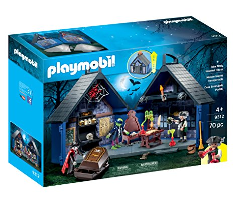 PLAYMOBIL Take Along Haunted House