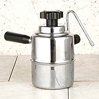 La Pavoni Stainless Steel Stove Top Cappuccino Steamer