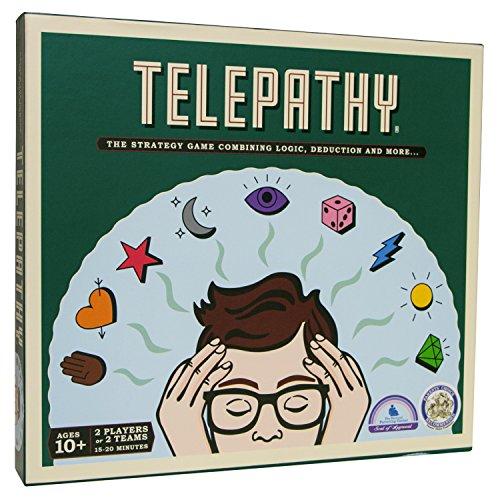 Mighty Fun Telepathy HeadtoHead Logic Strategy Game