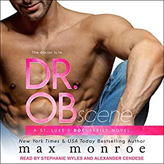 Dr. OB audiobook cover art