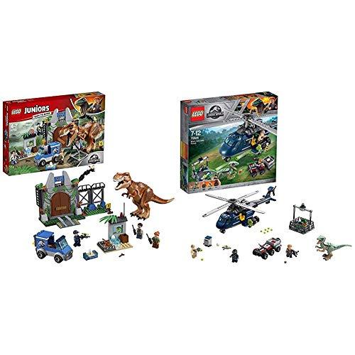 Lego Juniors Jurassic World Mattoncini