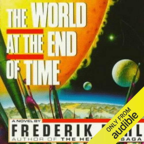 The World at the End of Time  By  cover art