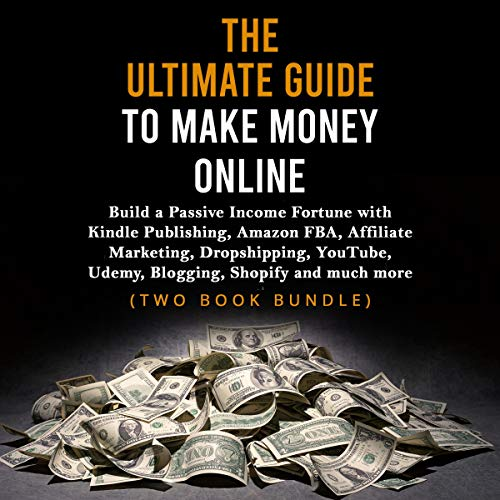 The Ultimate Guide to Make Money Online cover art