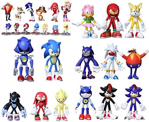 Figura Tails Shadow personajes figura de acción