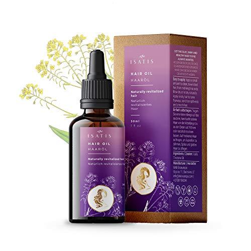 Bio Haarwachstum Serum/Haaröl/Haarverlust - gegen Haarausfall, Haarverlust - Rein Vegan Naturkosmetik ohne Silikon & Parabene - 30ml