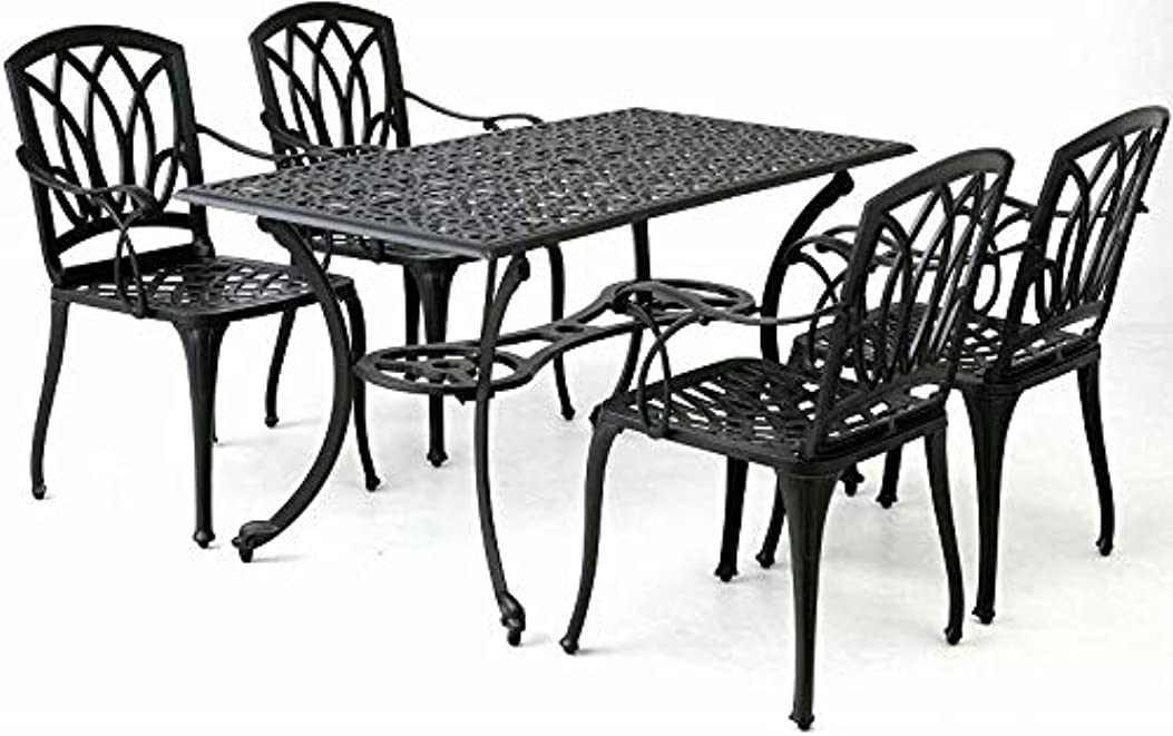汚染するリビジョン満足G-Style アルカウン ダイニングテーブル 5点セット