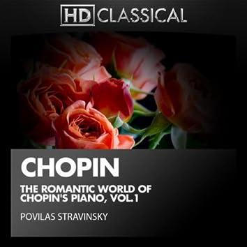 The Romantic World of Chopin's Piano, Vol.1