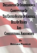 Declaration of Independence, Constitution of the United States of America, Bill of Rights and Constitutional Amendments (Large Print)