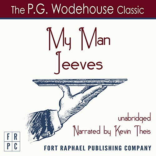 My Man Jeeves - Unabridged audiobook cover art