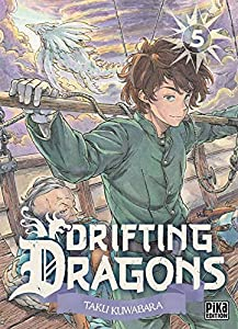 Drifting Dragons Edition simple Tome 5