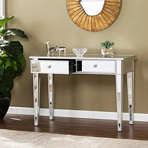 Best small mirrored vanity desk
