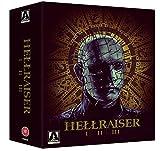 Hellraiser 1-3 [Edizione: Regno Unito] [Reino Unido] [Blu-ray]
