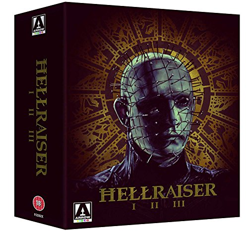 Hellraiser Trilogy [Blu-ray]