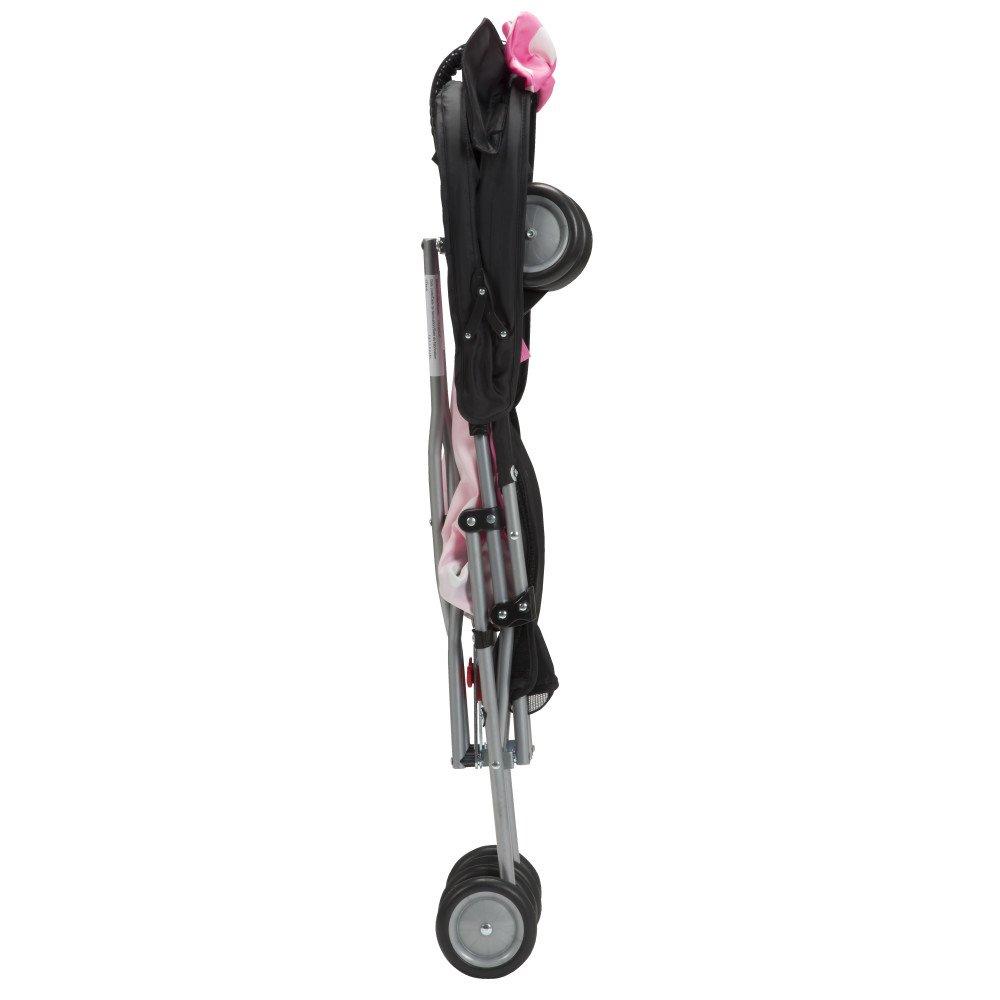 Disney Umbrella Stroller with Basket, Pink Minnie