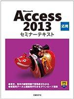 Microsoft Access 2013 応用 セミナーテキスト (セミナーテキストシリーズ)
